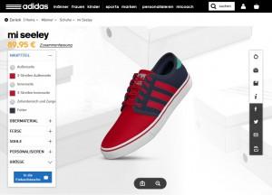 Schuhe selbst Designen Individuelle Kleidung