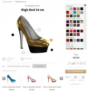 Design By Me HighHeel